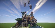 35x35 Medieval Plot Build Minecraft Project Minecraft projects Building Minecraft house tutorials