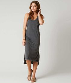 Billabong Right Way Dress - Women's Dresses in Off Black | Buckle
