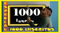 ESPECIAL DE 1000 INSCRITOS MUITA BAGUNÇA