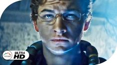 released a fascinating new featurette for Ready Player One, the upcoming sci-fi adventure film directed by Steven Spielberg and based on Ready Player One Trailer, Ready Player One Movie, Latest Movies, New Movies, Good Movies, Sm Supermalls, Adventure Film, Woman Movie, Steven Spielberg