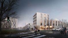 CGarchitect - Professional 3D Architectural Visualization User Community | Autumn scene