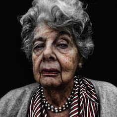 Lady Bannister by Lee Jeffries