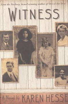 A series of poems express the views of various people in a small Vermont town, including a young black girl and a young Jewish girl, during the early 1920s when the Ku Klux Klan is trying to infiltrate the town. (6th - 8th Grade)