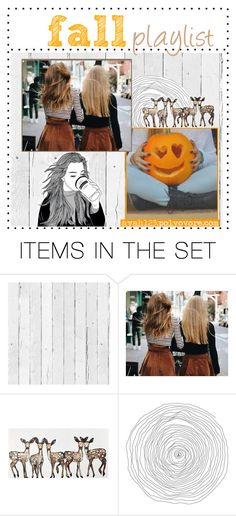 """&&; fall playlist 