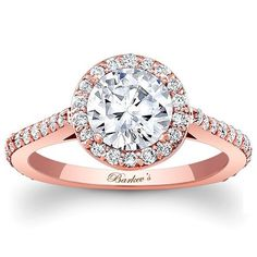 1 3/4ct diamond engagement ring14k rose gold jewelryClick here for ring sizing guide