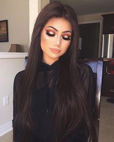 #tgif #elegant #makeup #look