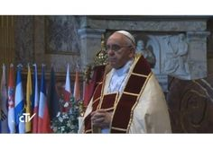 Papa ai Gesuiti: Remate e siate forti anche col vento contrario