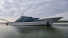 Oceanco Launches 110-Meter Project Jubilee Superyacht