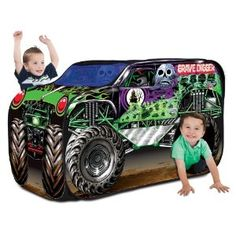 Gift/fun for kids @ Landon's monster truck themed 3rd birthday party $26.97 on Amazon