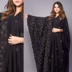 Latest Abaya Design #Abaya #Abaya 2017