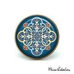 The jewelry of the day! More info at http://misscabochon.com #mc #photooftheday #jewelry #jewels #jewel #fashion #trendy #accessories #Statementring #ethnic #style #fashionista #accessory #instajewelry #stylish #jewelrygram #fashionjewelry #ring #ringaddict #bague #bijou #stylist #styleblog #arabesque #bluering #precious