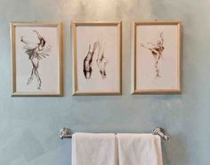 Bathroom Wall Art Decor