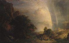Frederic Edwin Church: The Aegean Sea (02.23) | Heilbrunn Timeline of Art History | The Metropolitan Museum of Art