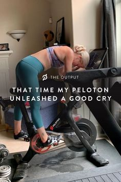 These Peloton classes were an emotional release for our Members. Fitness Brand, You Fitness, Fitness Goals, Fitness Motivation, Spin Bike Workouts, Spin Bikes, Let It Out, Get Healthy, Spinning