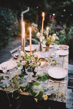 Spring is just around the corner, outdoor dining will soon be a thing again. Yay!