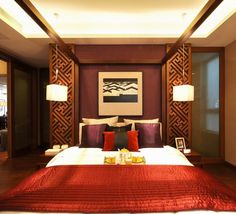 Asian Inspired Bedrooms: Design Ideas, Pictures | Asian Style Bedrooms,  Asian And Elegant