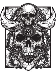 085 - The New New (Illustrations) by Joshua M. Smith, via Behance