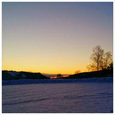 Mitt liv som Toril :o): Instagram Februar 2015 Celestial, Sunset, Instagram, Outdoor, February, Outdoors, Sunsets, Outdoor Games, The Great Outdoors