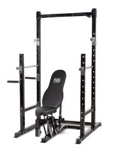 Impex Marcy Platinum Power Rack and Bench PM-3800
