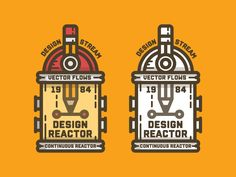 Design Reactor by Kemal Sanli