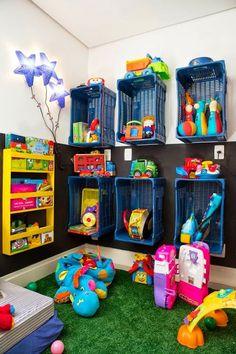 Organização com criança em casa? Dá sim -
