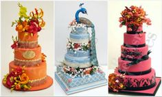 Wedding Cake Fab: Five Minutes with Chef Ron Ben-Israel  #wedding #cakes