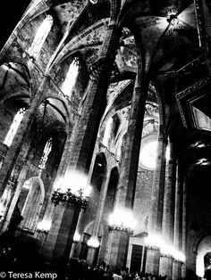 La Seu Cathedral Dream Vacations, Cathedral, Explore, Abstract, Artwork, Palmas, Summary, Work Of Art, Auguste Rodin Artwork