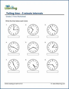 Time To The Five Minute Math Worksheet - Grade 2 Telling Time Worksheets Free Printable Learning Telling Time Clock Worksheets To 5 Minutes Grade 2 Telling Time Worksheets Free Printable K. Time Worksheets Grade 2, Clock Worksheets, Free Printable Math Worksheets, Kindergarten Worksheets, Worksheets For Kids, Number Worksheets, Addition Worksheets, Tracing Worksheets, Synonym Worksheet