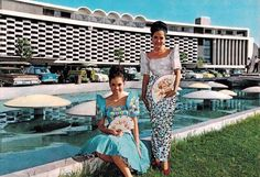 Manila International Airport in the 1960s Brings back many memories....landed there in 1963....Beautiful.............