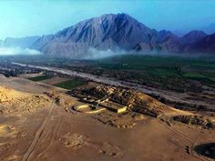 Caral – The Sacred City in Peru