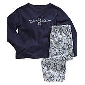 Calvin Klein Kids Pajamas, Toddler Boys 2-Piece Pajama Set