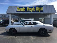 Congratulations Jason Bicknell on the purchase of your 2008 Dodge Challenger. We appreciate your business & friendship.