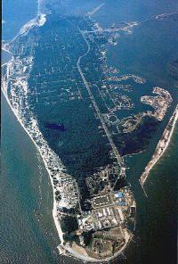 Dauphin Island, Alabama ~ Not a very big island BUT is BIG on character ! Dauphin Island Alabama, Fauna Marina, Mobile Alabama, Sweet Home Alabama, Canal E, Rv Parks, Vacation Spots, Vacation Destinations, Big Island