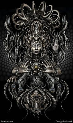 Digital art byLuminokaya motion graphic effects by George RedHawk (google.com/+DarkAngel0ne)