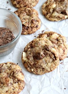 """""""Neiman Marcus $250"""" Gluten Free Chocolate Chip Cookies - Gluten-Free on a Shoestring"""