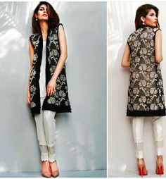 Pakistani Eid outfit by Sania Maskatiya.