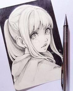 Drawings of anime cute girl and boy love pencil sketch Anime Drawings Sketches, Anime Sketch, Love Drawings, Beautiful Drawings, Manga Drawing, Easy Drawings, Manga Art, Anime Art, Pencil Drawings