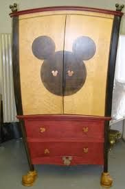 Mickey Mouse Armoire