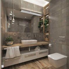 Als Ergebnis der Essenz des Bad… 37 Awesome Small Master Bathroom Makeover Ideas. As a result of the essence of the bathroom … –… Bathroom Design Luxury, Modern Bathroom Design, Contemporary Bathrooms, Modern Small Bathrooms, Luxury Bathrooms, Dream Bathrooms, Bath Design, Bathroom Designs, Bad Inspiration