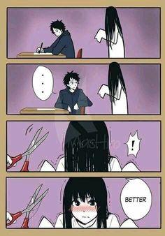 relatable screenshots from anime and manga. all posts must be titled anime_irl. Otaku Anime, Anime Meme, Manga Anime, Anime Art, Cute Comics, Funny Comics, Comics Anime, Anime Kawaii, Cute Anime Couples