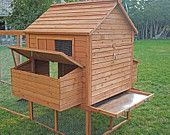 Diy Build Your Own Rambler Backyard Chicken Coop Great For 6 To 10 Chickens