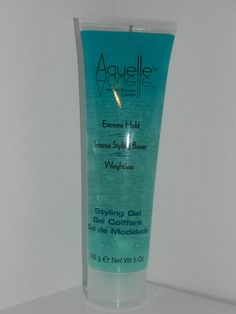 Aquelle Marine Therapy System Extreme Hold Weightless Styling Gel 5 Oz * This is an Amazon Affiliate link. Find out more about the great product at the image link.