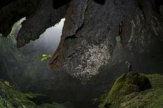 son doong cave in quang binh, vietnam