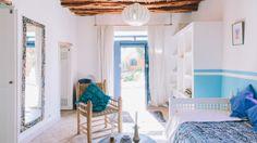 Riad Baoussala -Essaouira, Morocco // Marabout Cottage www.baoussala.com