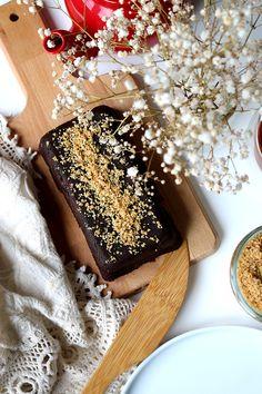 Gâteau au chocolat vegan - @ Le Petit Monde d'Elodie