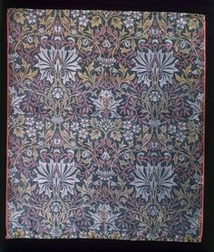 Flower Garden | Morris, William | V&A Search the Collections
