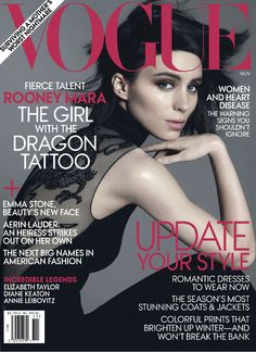 Postcards from Vogue: 100 Iconic Covers - Nov 2011