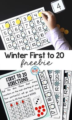 Winter First to 20 A