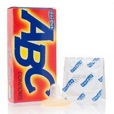[유니더스] ABC 콘돔 1박스 (10p) www.joynjoy.com