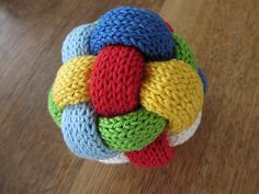 Glad I knit: Ball